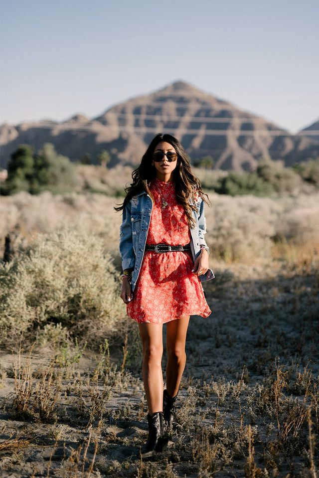 Coachella 2017 Festival Outfit Day 1