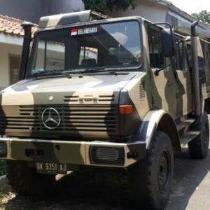 Jual Unimog Truck Mercedes Plat Hitam Bandung Truk Mercedes