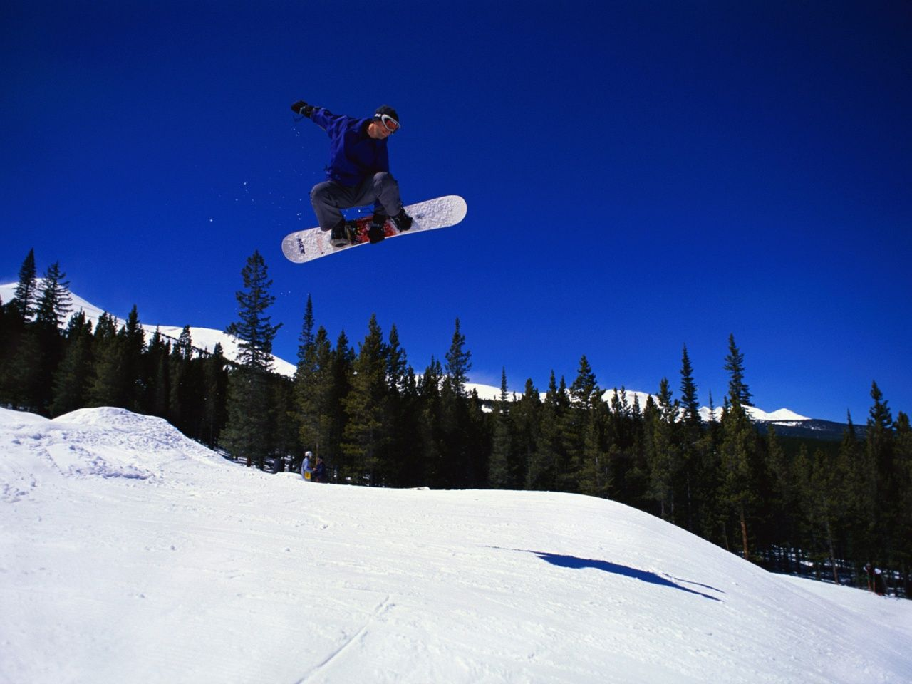 Learn to snowboard...check. Learn to snowboard well...still working on it :)
