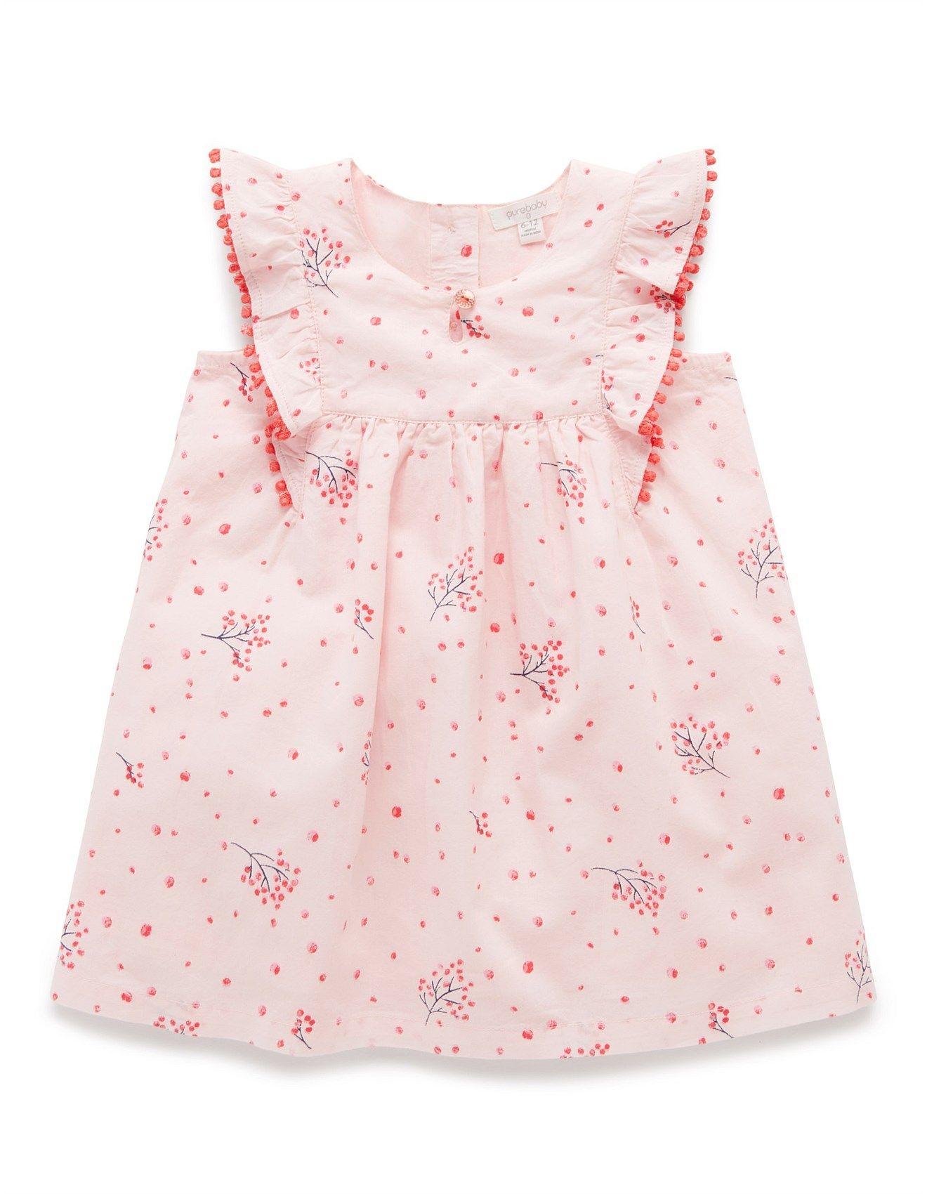 2b0fb2d55b1ba Baby Clothing   Baby Boy & Baby Girl Clothes   David Jones - SKIPPING DRESS