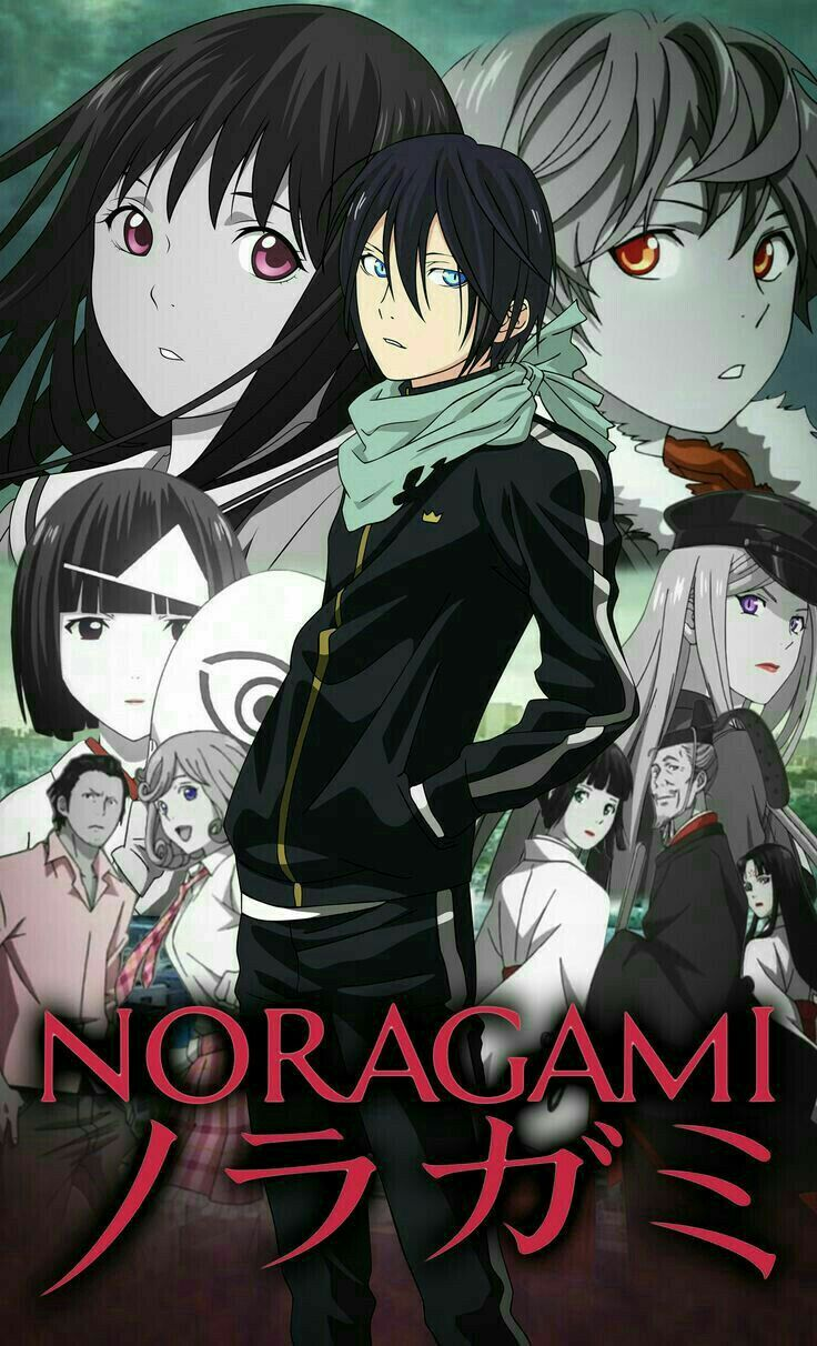 Pin by Ellie K on Noragami (With images) Noragami