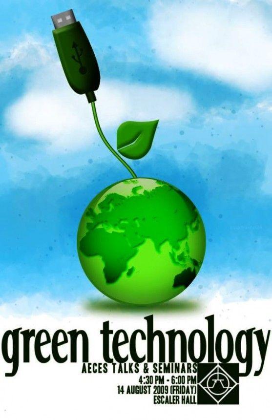 33 Contoh Poster Adiwiyata Go Green Lingkungan Hidup Hijau Green