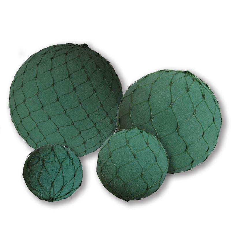 esferas oasis son piezas precortadas de espuma floral oasis deluxe estn disponibles