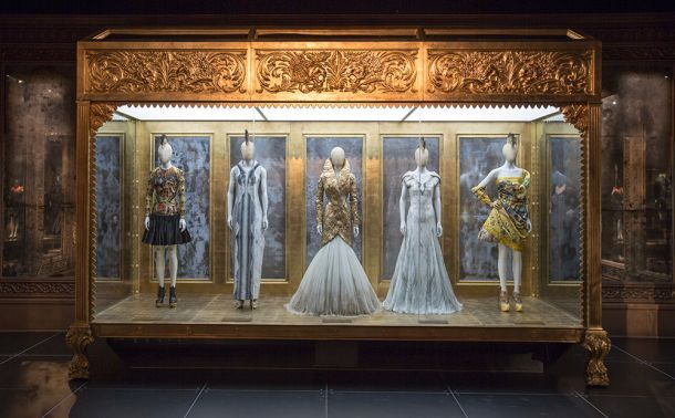 Alexander McQueen: Savage Beauty - About the Exhibition - Victoria and Albert…