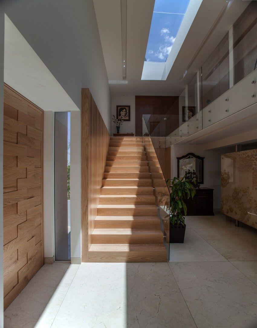 La casa bonita by almaz n arquitectos asociados for Interiorismo almazan