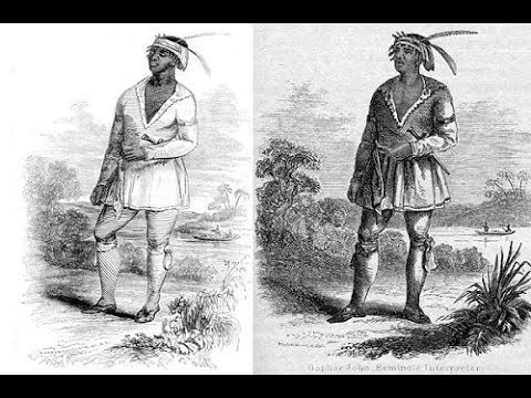Black HistoryJohn Horse And The Black Seminoles The rebellion From 1835-1838 in  sc 1 st  Pinterest & Black History:John Horse And The Black Seminoles The rebellion ... 25forcollege.com