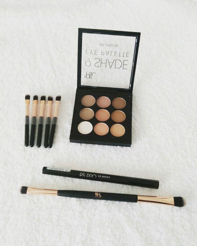 Nude Pallet From Primark Brushes Make Up Primark Makeup Makeup Beauty Makeup