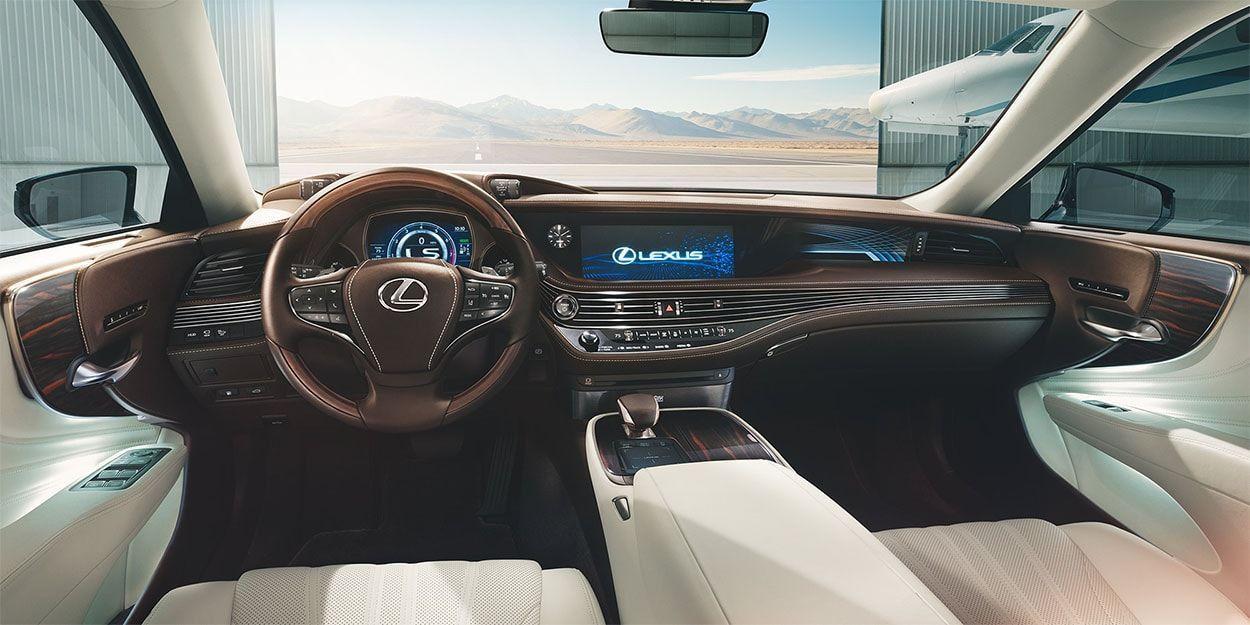 novo lexus ls 500 2019-2020 – o novo carro-chefe lexus: preço