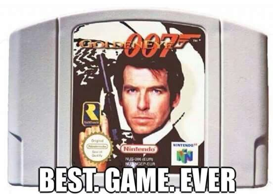 Pin By Dee Rose On Old School Games Nintendo 64 Games James