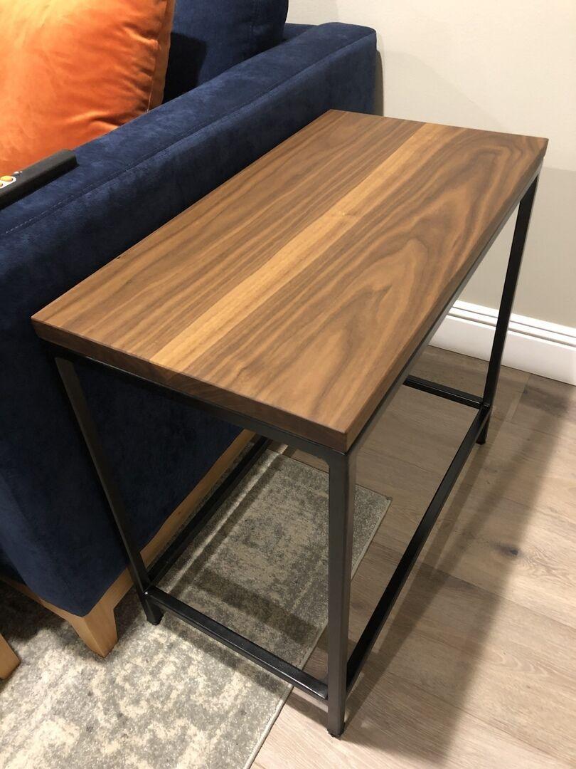 Walnut Table Top Solid Wood Walnut Table Top Walnut Table Solid Wood Table Tops
