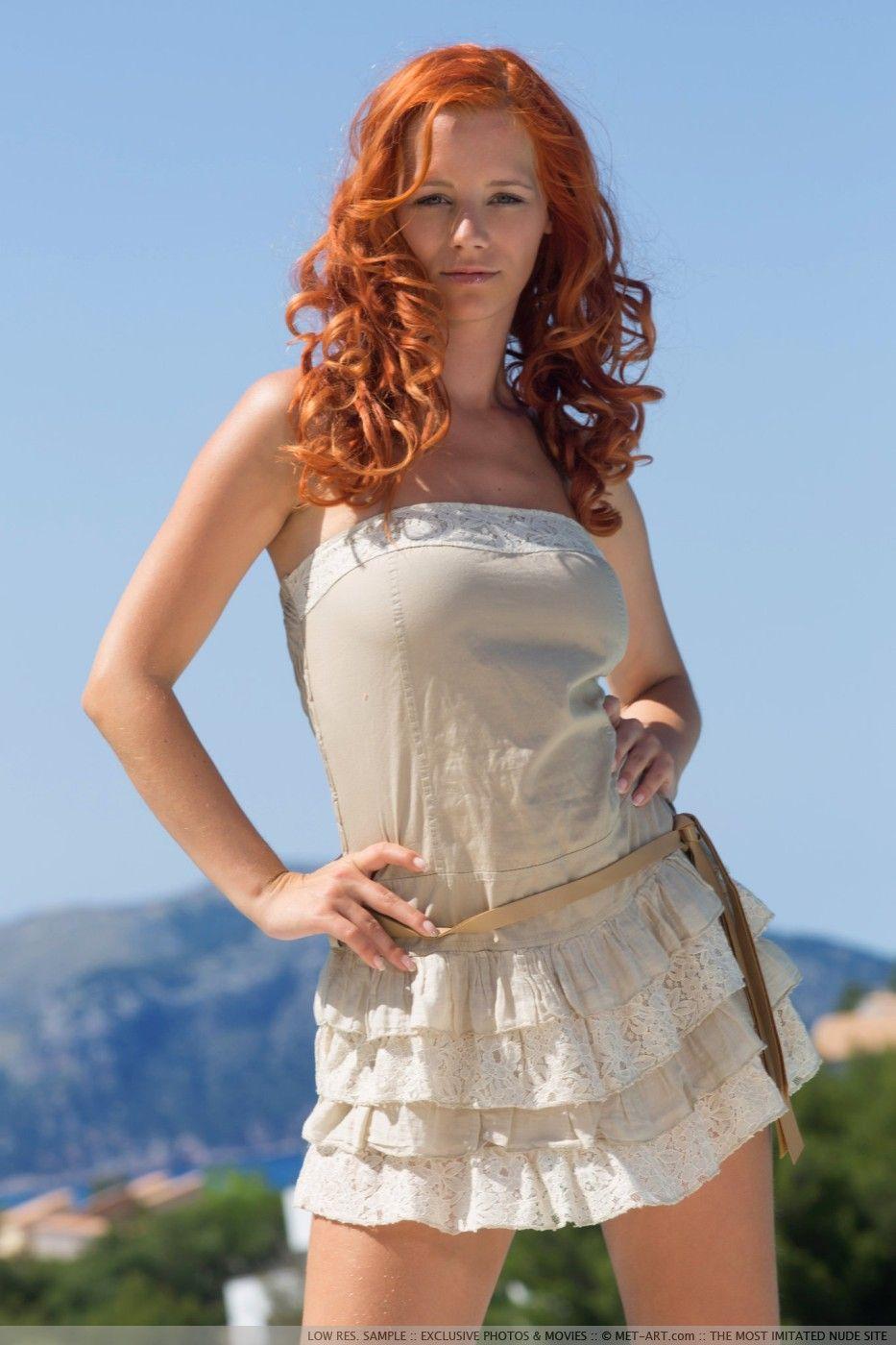 Piper Fawn | Schöne rote haare, Rothaariges mädchen, Rote