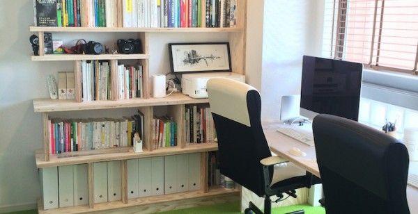 Nさまの自宅オフィス