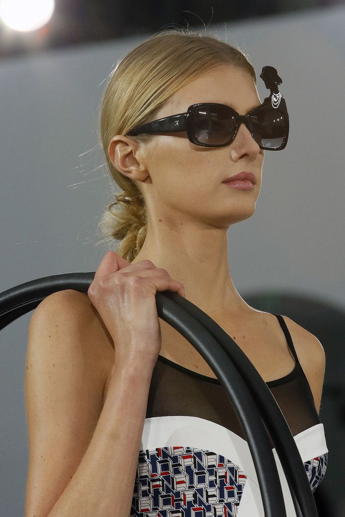 623ad41951 Chanel Spring 2013 RTW - Mlle Sunglasses