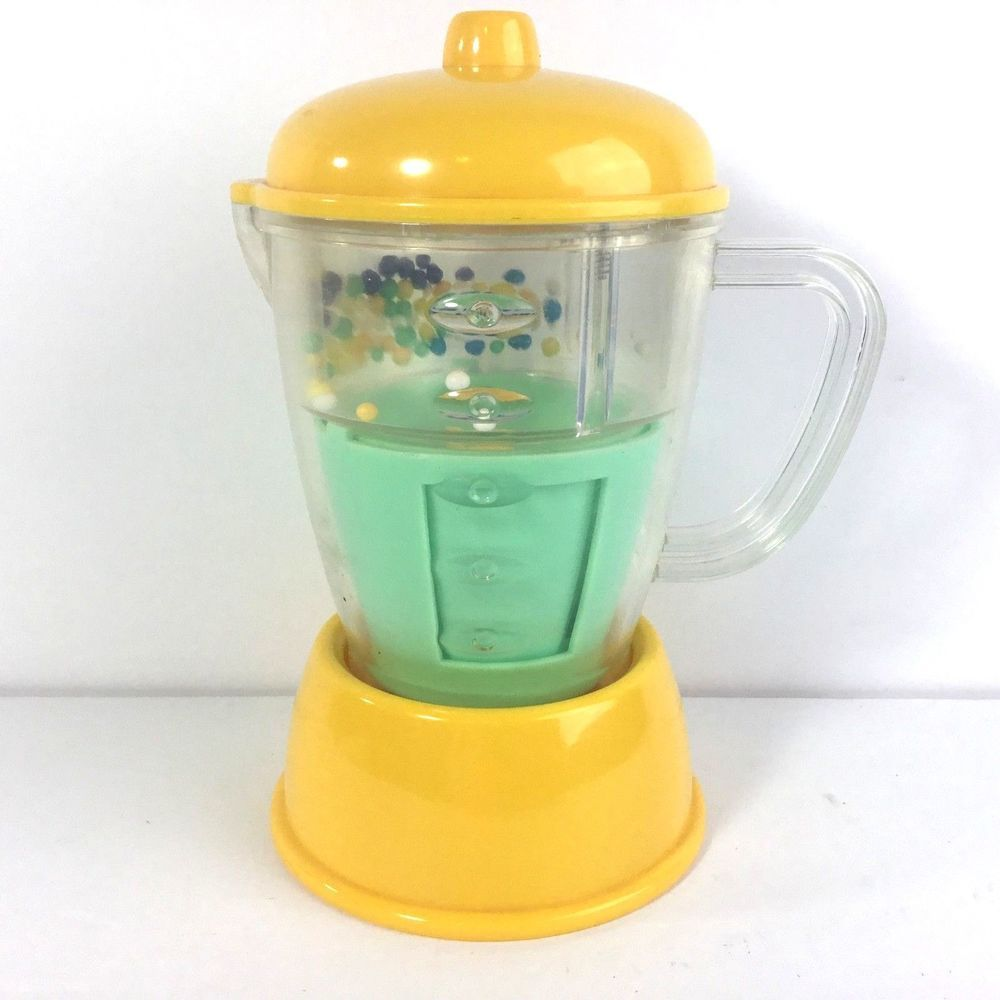 Fisher Price Toys R Us Exclusive Pink Grow With Me Kitchen Replacement  Blender #FisherPrice