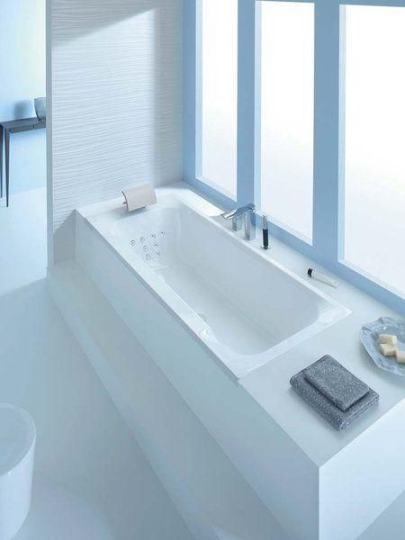 ¿Tienes un baño tecno? | Bañera hidromasaje, Baños y Baño ...
