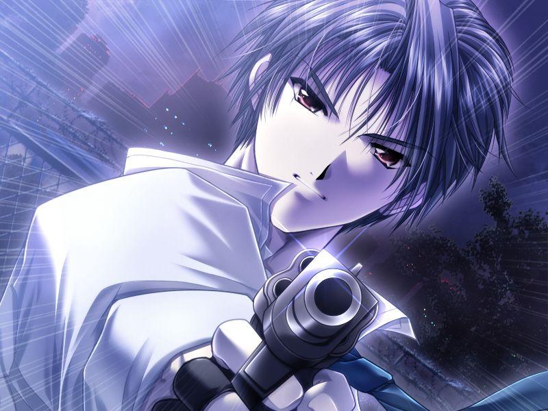 Don T Shoot Aaaaahhhhhhhh Anime Boy Anime Manga Anime
