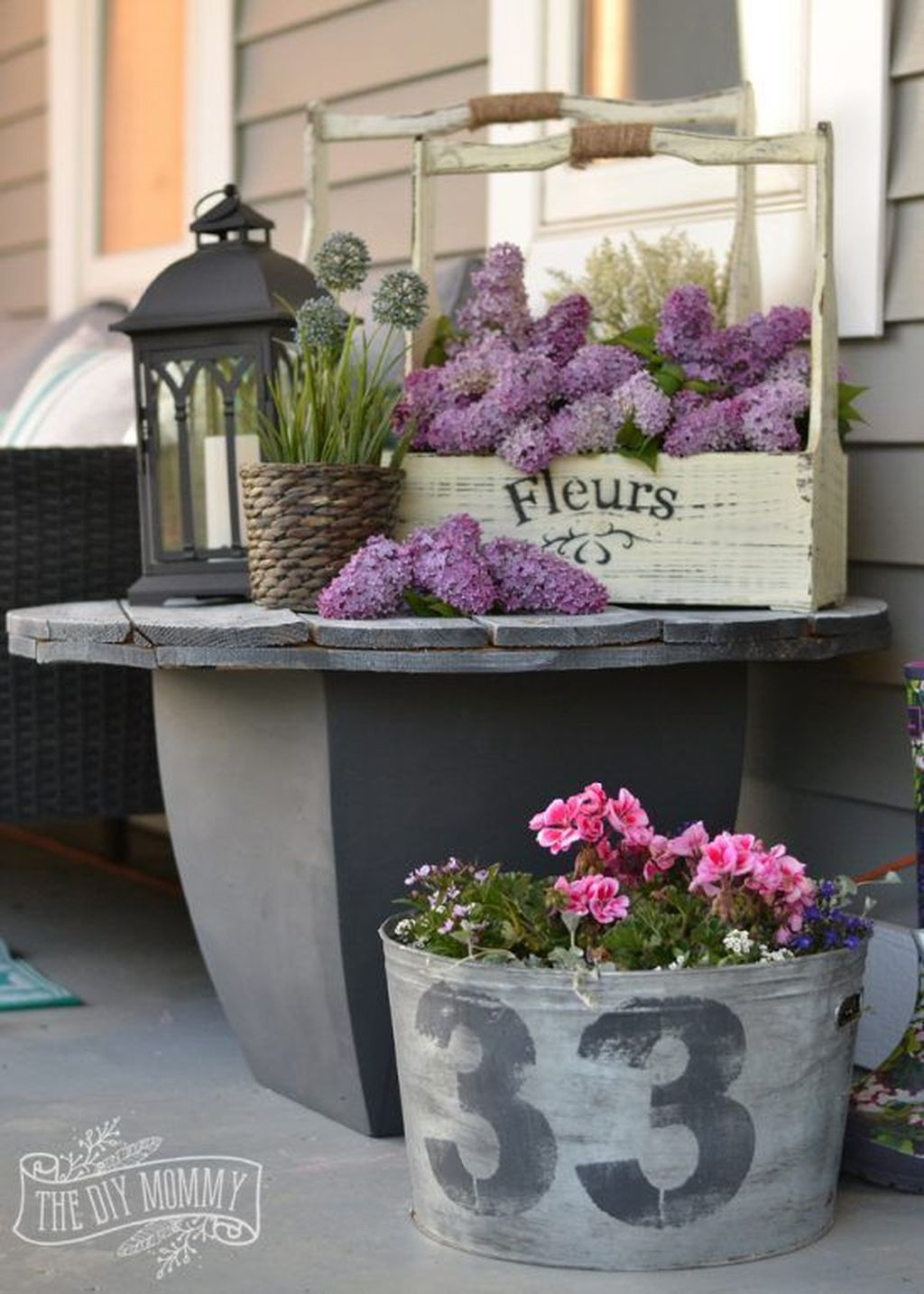20+ Beautiful Diy Large Front Porch Bench Ideas | Front ... on Large Back Porch Ideas id=51077
