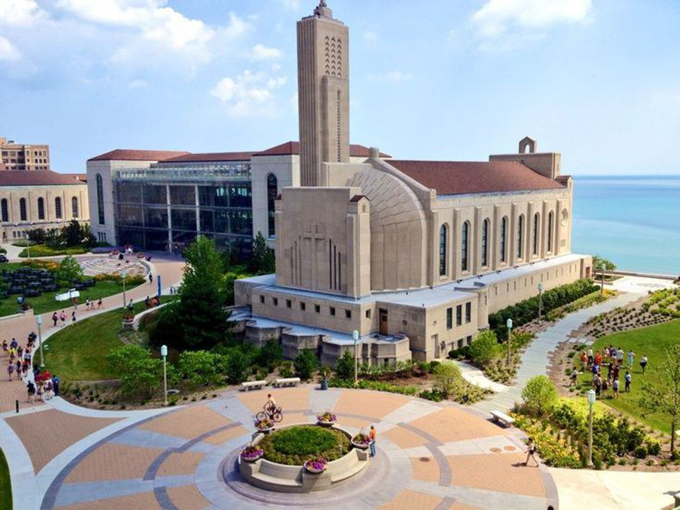 12 Reasons You Should Not Go To Loyola University Chicago Chicago University Loyola University Loyola University Chicago Dorm