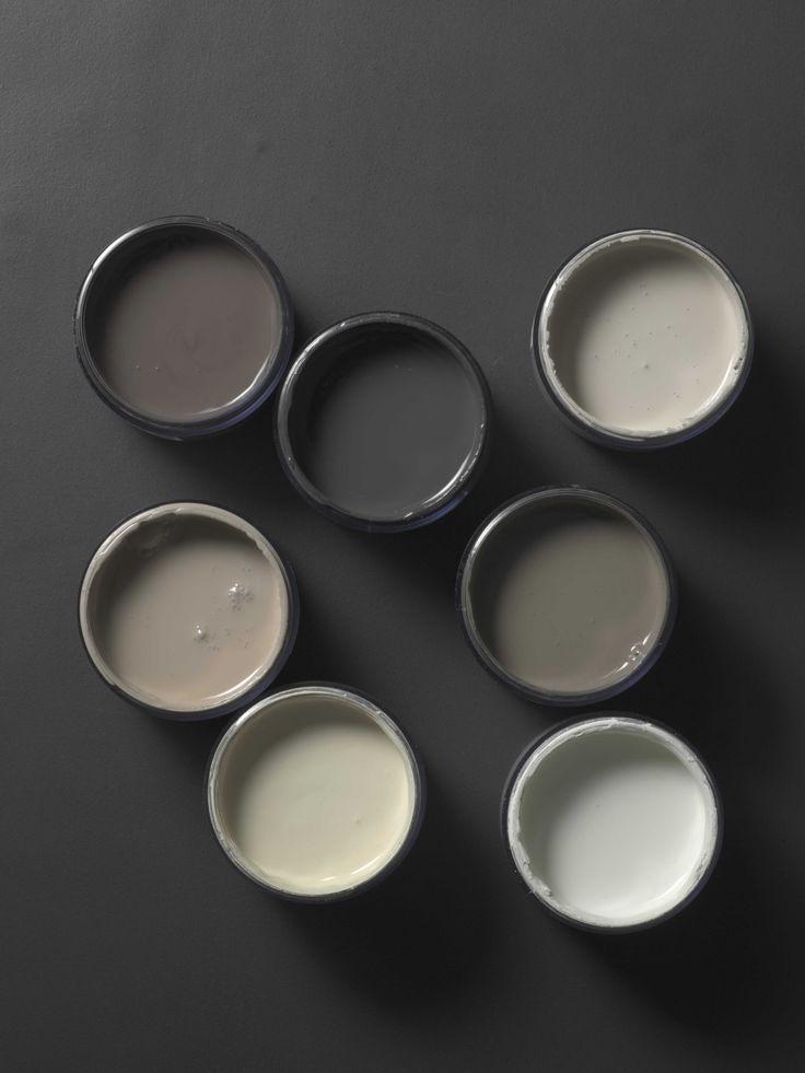 Greige (avec images) | Décoration intérieure taupe, Couleur intérieure, Peinture grise