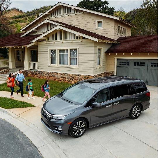 Chrysler Pacifica Vs Honda Odyssey Reddit: Pin On The Odyssey