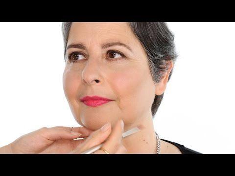 Why Lisa Eldridge Hires Older Models for YouTube Makeup Tutorials,  Why Lisa Eldridge Hires Older M