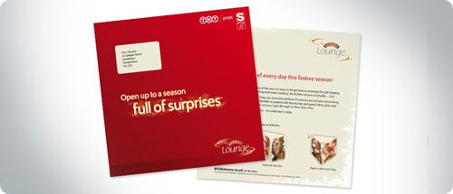 Cracking Christmas Direct Mail Ideas   Direct Mail   Pinterest ...