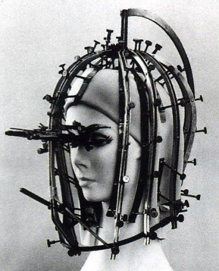 Max Factor's beauty calibrator, 1934
