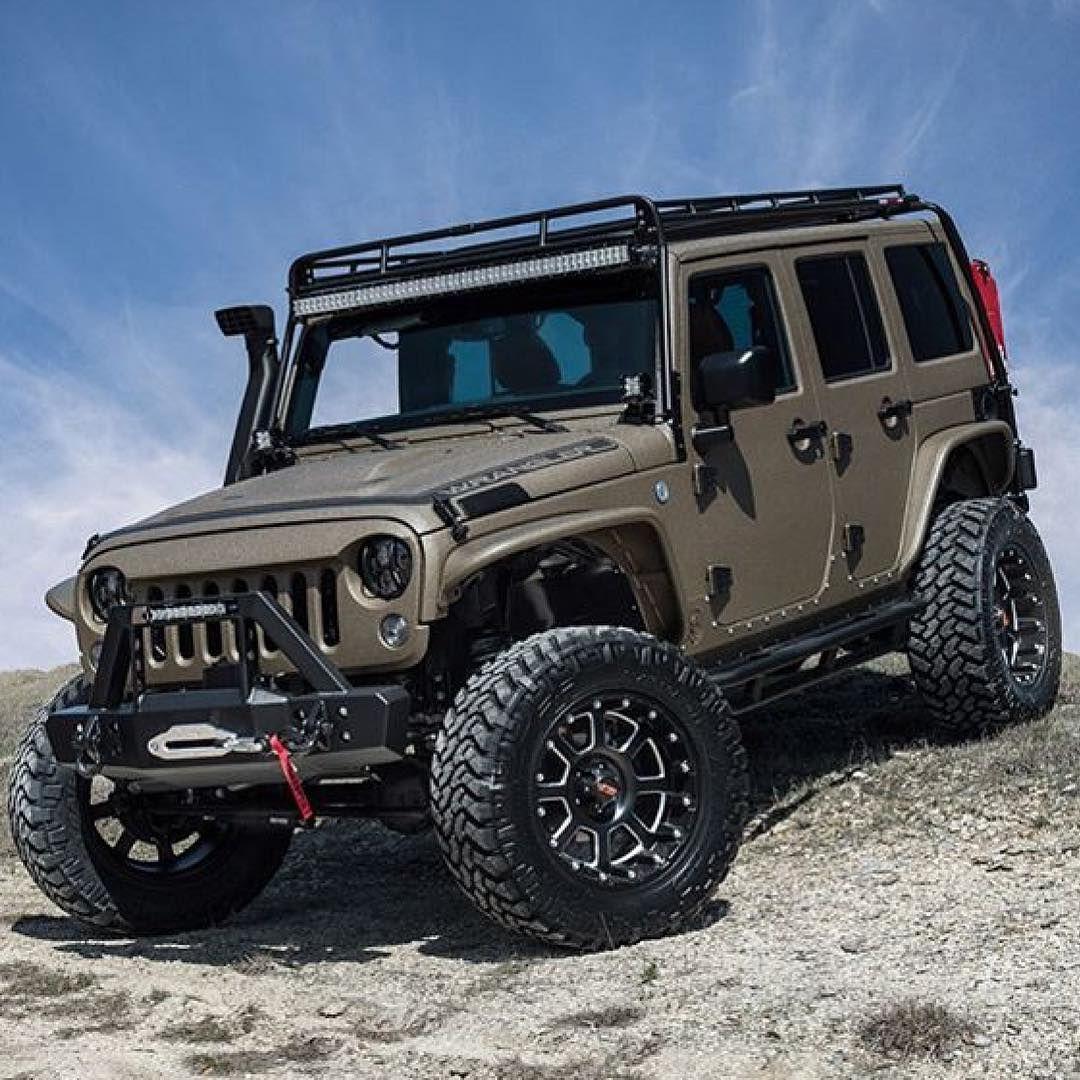 Jeeps & Jeep Girls — jeepbeef: Good morning gorgeous! Custom Jeep by...