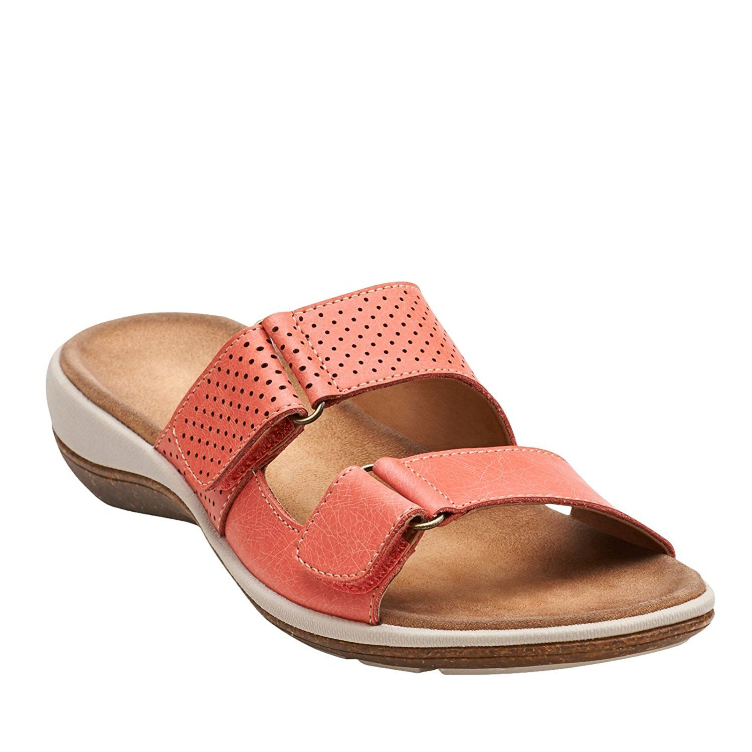57eeee734e42 Clarks Women s Taline Trim Casual Slide Sandal     Check out this great  image   Clarks sandals