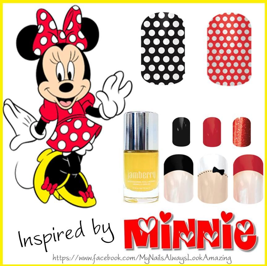Disney Princess Tiana Waterfall Nail Art: Disney Inspired Nail Wraps Http://www.getjamminnails
