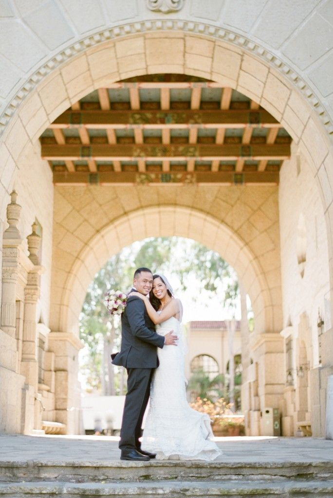 Kristina Tim Santa Barbara City Hall Wedding Tugether Photography