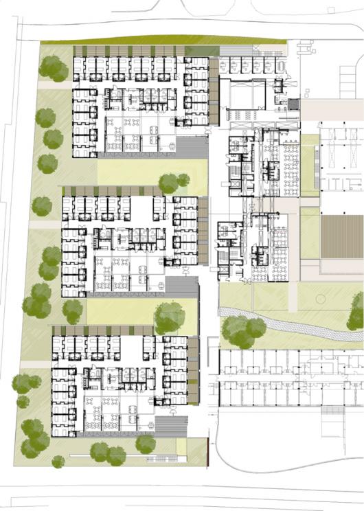 Seniors Facility, Girona SP - Brullet Pineda Arquitectes + Manuel ...