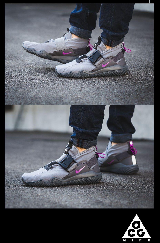 NikeLab ACG 07 Komyuter 'Cool Grey'