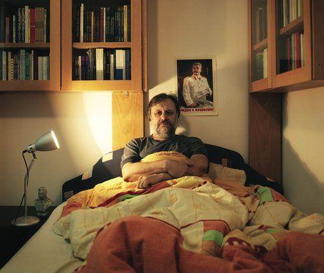 The Violent Visions of Slavoj iek via NYT  I like interesting
