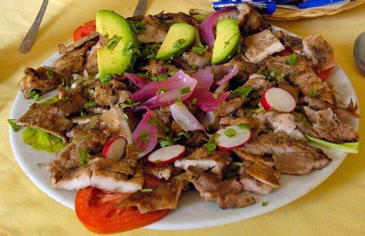 Poc chuc, comida yucateca, es cerdo asado | Comida yucateca, Comida  mexicana, Comida