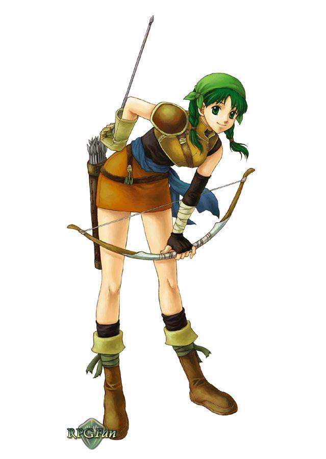 rebecca fe blazing sword i liked using her as my main archer i