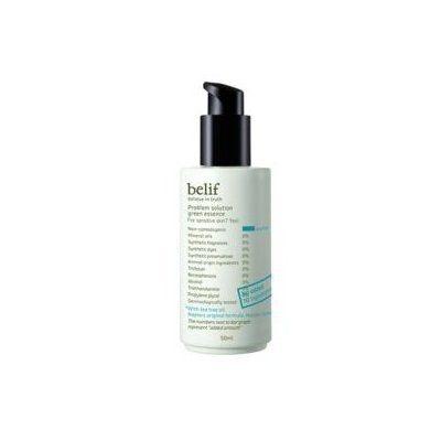 belif Problem Solution Green Essence (50ml, Mild acne-pro…