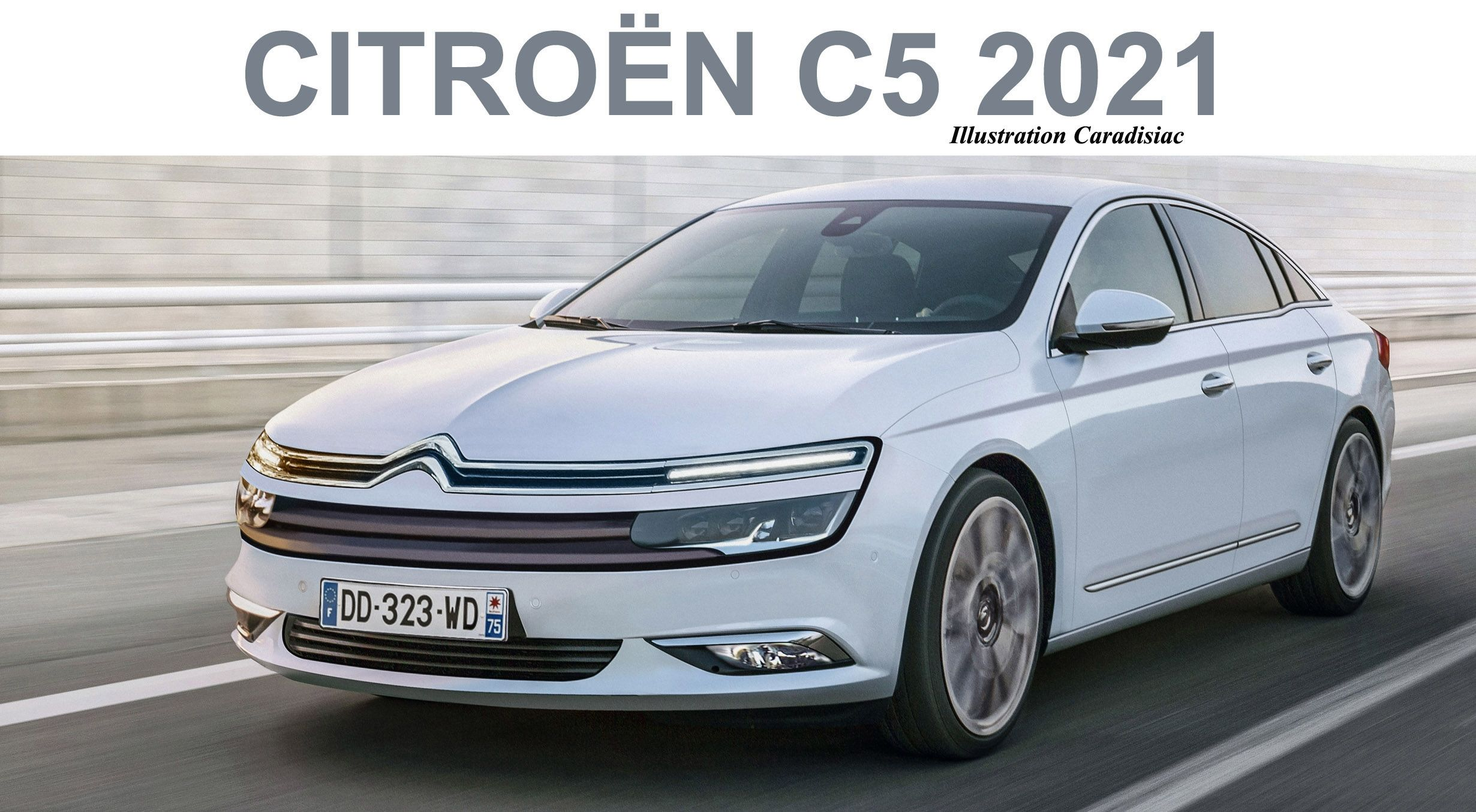 2021 Citroen C5 Picture