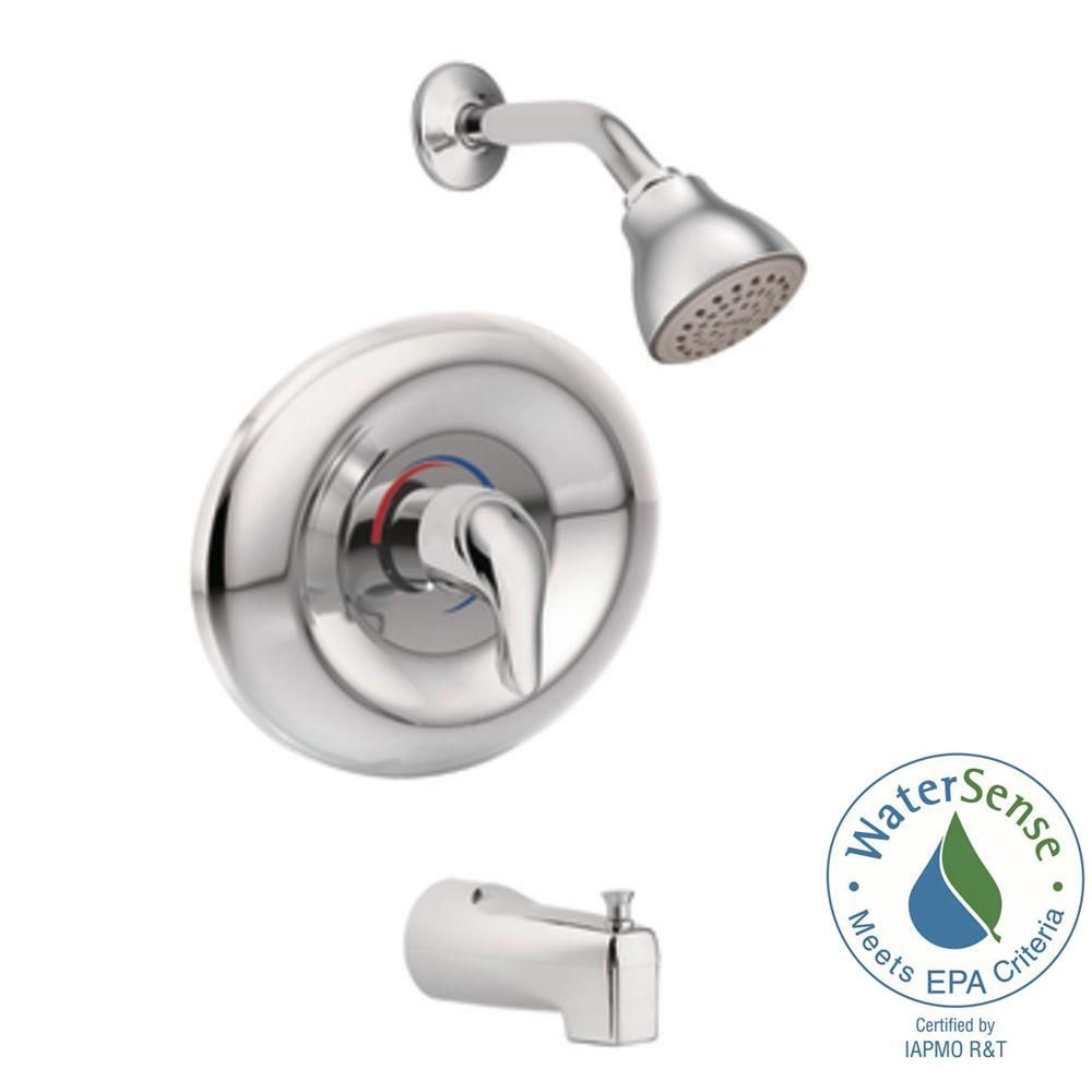 moen t2663nh vichy bathroom tub shower