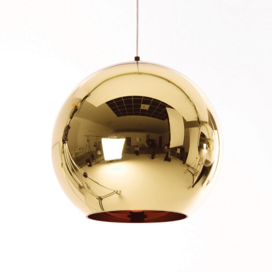 Tom Dixon Bronze Copper Shade (With images) | Copper