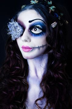 tim burton\'s corpse bride emily - Buscar con Google | Halloween ...