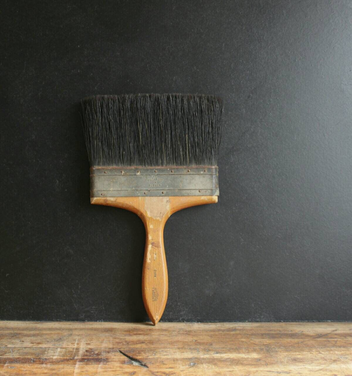 Antique Paint Brush Wallpaper Paste Brush Natural