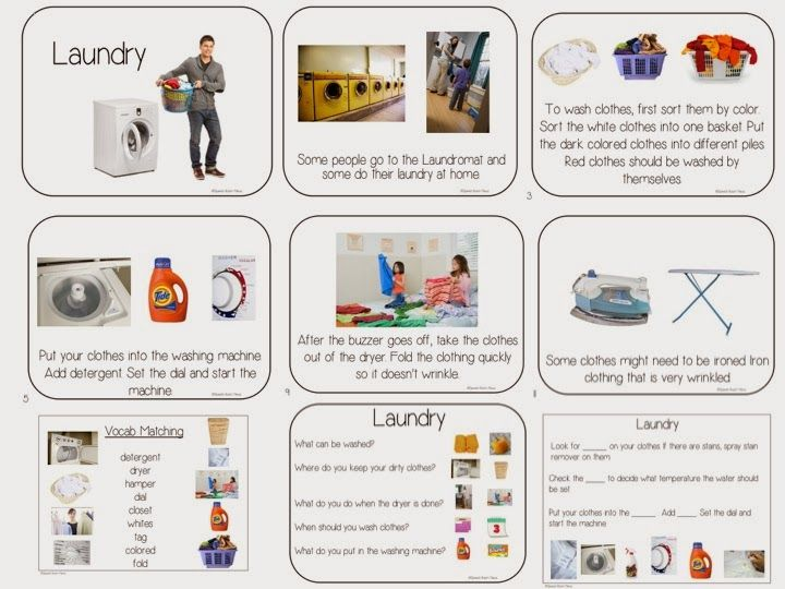 Functional Life Skills Laundry Lessons Apps Functional Life Skills Teaching Life Skills Life Skills Lessons Life skills worksheets kids
