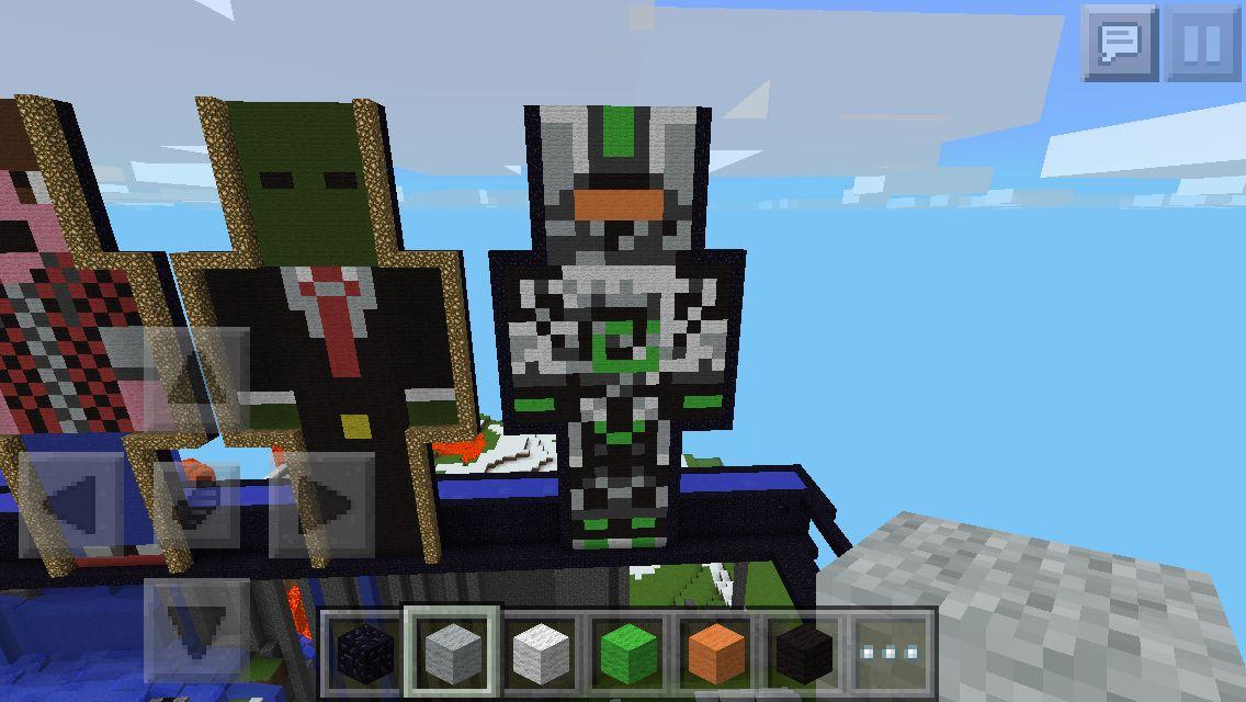 Here's my rendition of Optic Nadeshot's Minecraft skin