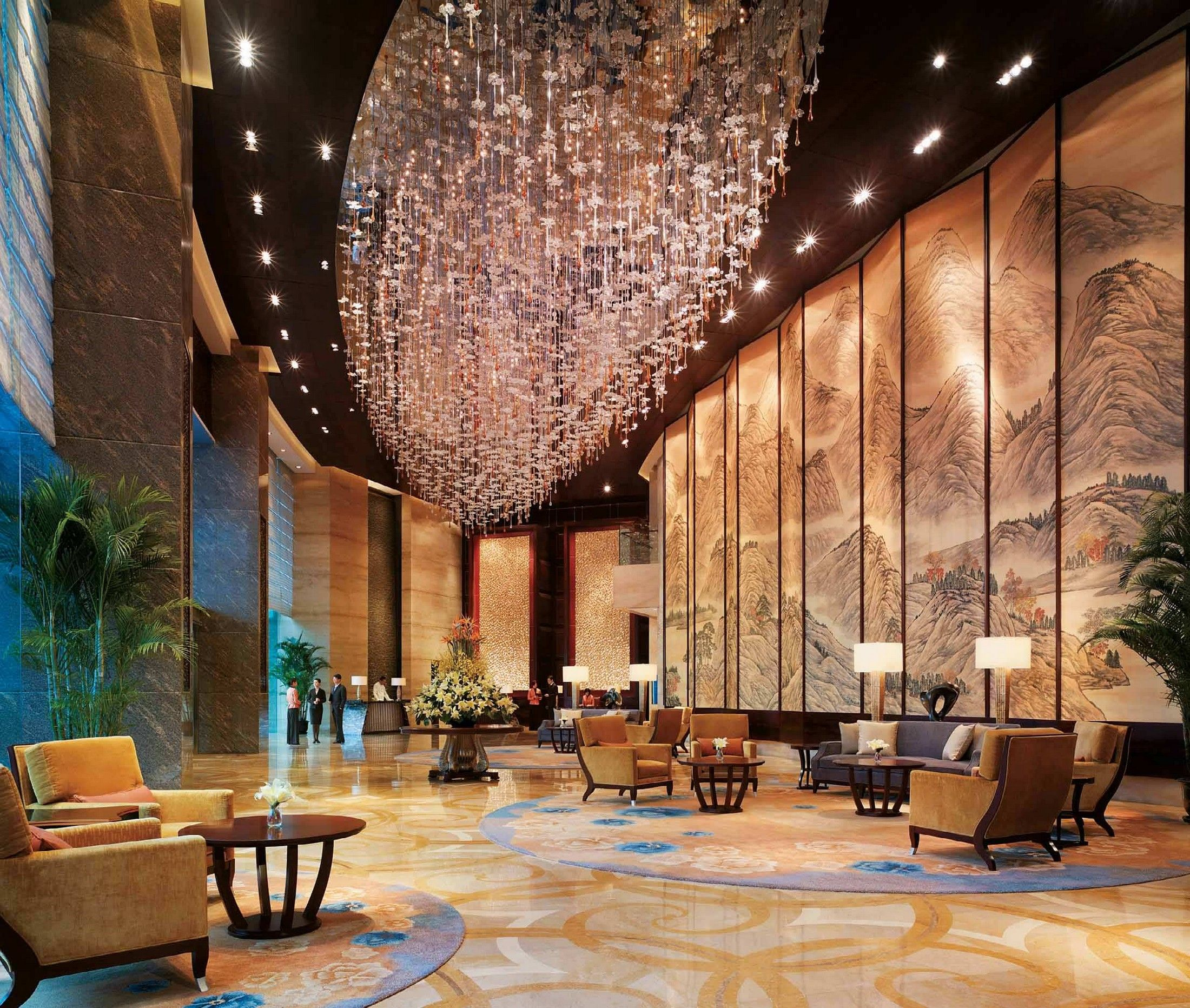 Shangri La Hotel In Qingdao China Architecture Hotel