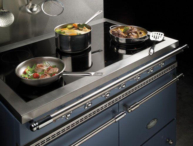 Des fourneaux pour cuisiner comme des chefs kitchens and house - Fourneau lacanche prix ...