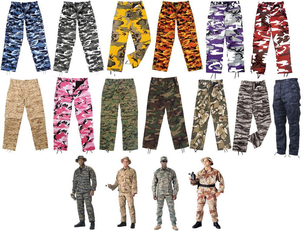 Tactical BDU Pants 90566df730b