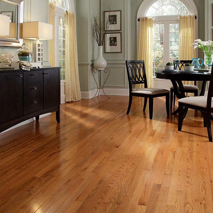 3 4 X 3 1 4 Butterscotch Oak Fullscreen Golden Oak Floors Hardwood Floors Oak Floors