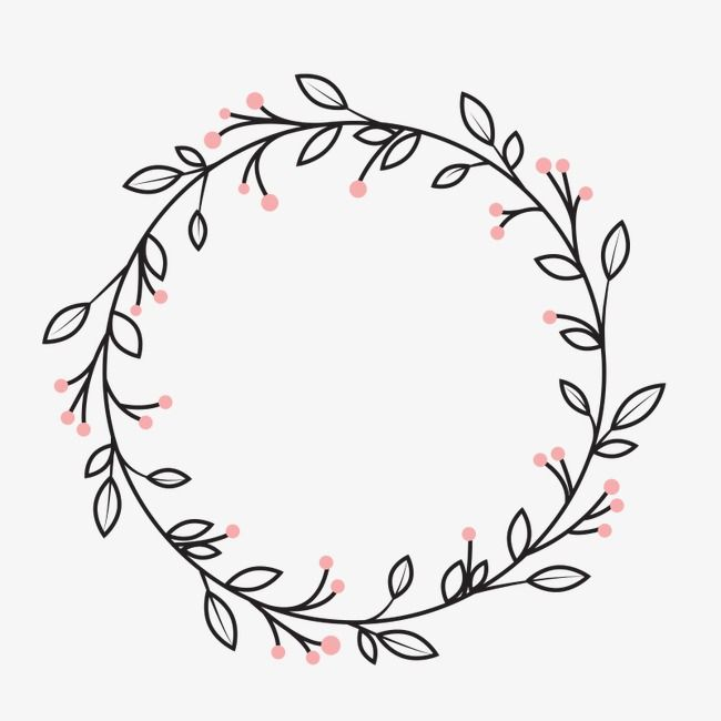 Photo of Wreath, Cartoon Creative, Wedding Decoration Material PNG Transparent Clipart Image and PSD File for Free Download