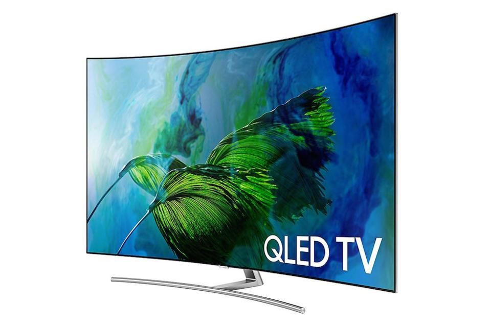 Qled Not Oled Is The Future Of Tv Technology Says Analyst Samsung Smart Tv Samsung Tvs Smart Tv